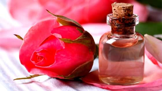 गुलाब जल के फायदे - benefits of rose water in hindi