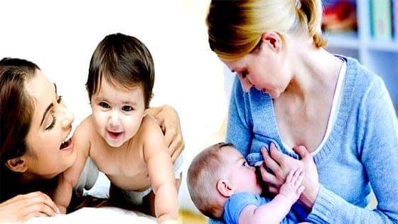 माँ के दूध को बढ़ाने के लिये घरेलु उपाय - Home remedies to increase mother's milk in hindi