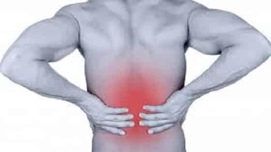 कमर दर्द का उपचार