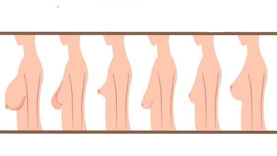 स्तन में बदलाव आने से कोई दिक्कत तो नही होती है