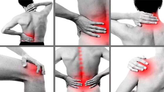 मांसपेशियों के दर्द को दूर करने के घरेलू उपाय
