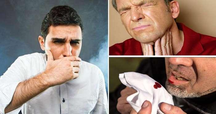 टीबी की बीमारी के शुरुआती लक्षण