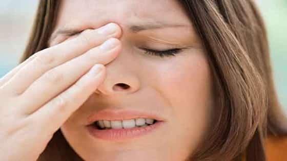 नाक की हड्डी बढने ( सायनस ) पर करे ये उपचार