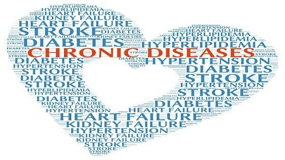 दीर्घकालिक व पुरानी बीमारियों