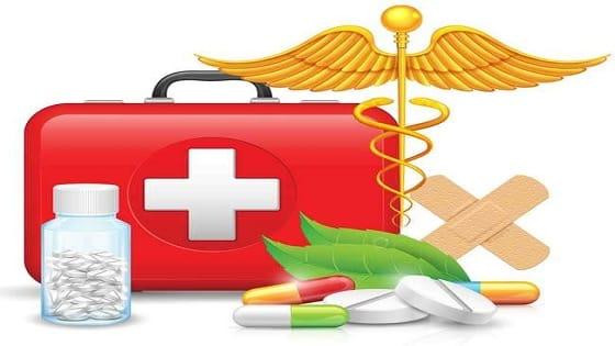 प्राथमिक चिकित्सा