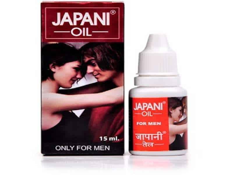 Benefits Of Japani Tel In Hindi