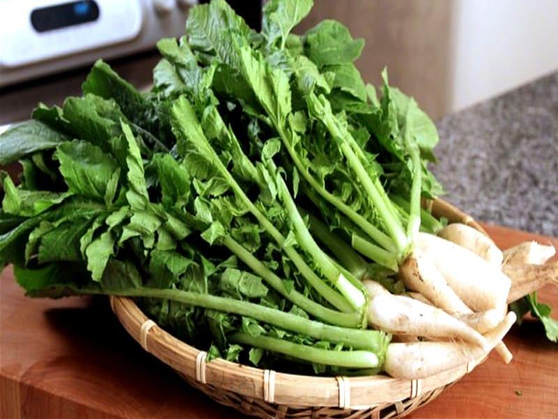 मूली के पत्तो के फायदे - Benefits of Radish Leaves In Hindi
